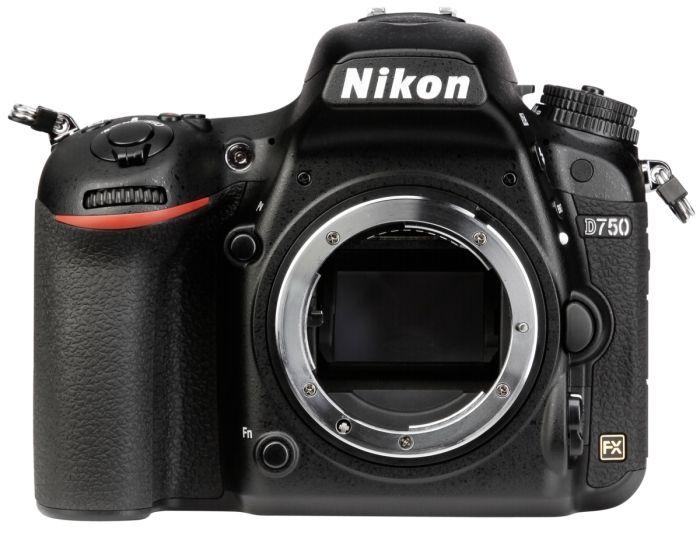 Nikon D750 Kit + AF-S Nikkor 24-70mm f2,8E ED VR