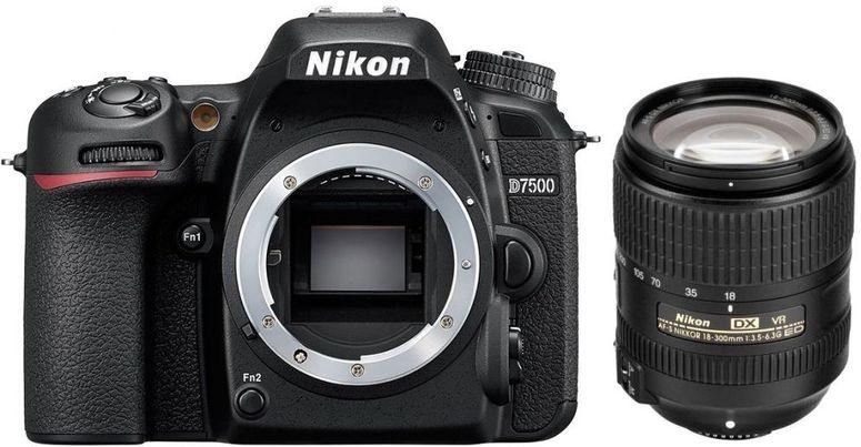 Nikon D7500 + AF-S DX Nikkor 18-300mm VR 3.5-6.3