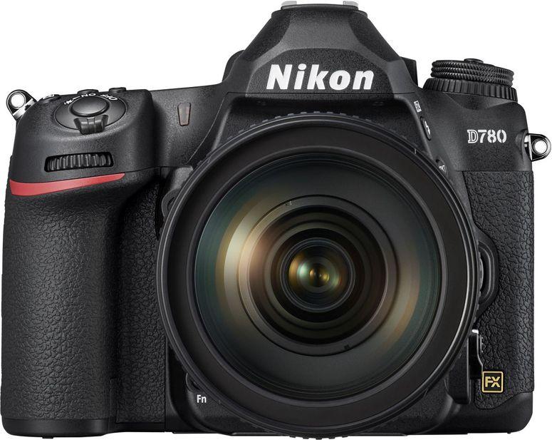 Nikon D780 + AF-S 24-120mm f4G ED VR