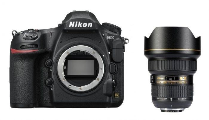 Nikon D850 + AF-S 14-24mm f2,8 G ED