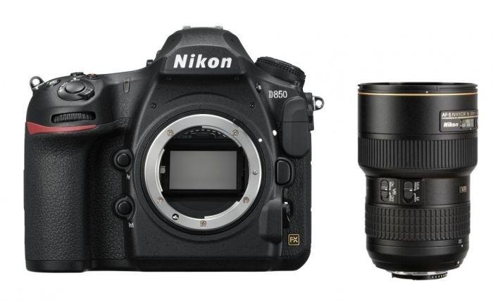 Nikon D850 + AF-S 16-35mm f4 G ED VR