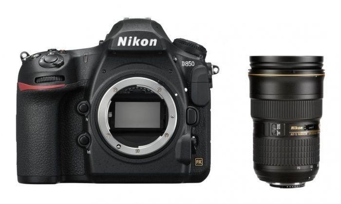 Nikon D850 + AF-S 24-70mm f2,8 G ED