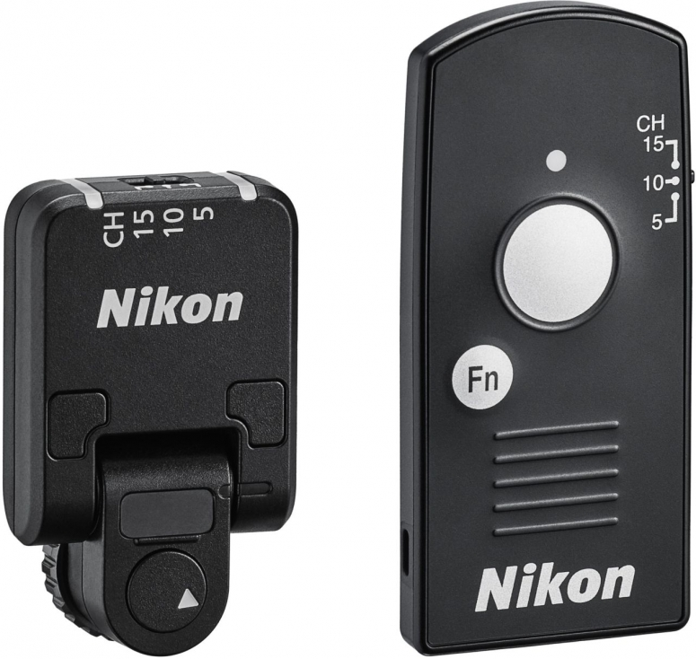 Nikon Funkfernsteuerungs Set WR-R11a/T10