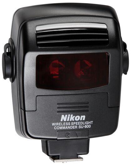 Nikon IR-Blitzfernsteuerungseinheit SU-800