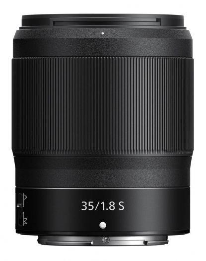 Nikon Nikkor Z 35mm 1:1,8 S