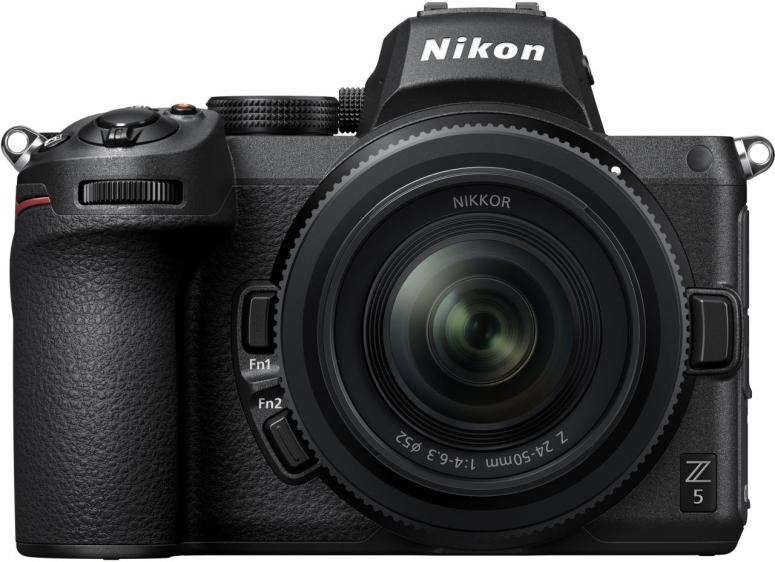 Nikon Z5 + 24-50mm f4,0-6,3
