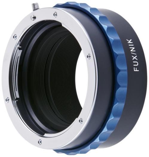 Novoflex Adapter Nikon Objektive an Fuji X PRO Kameras FUX/NIK
