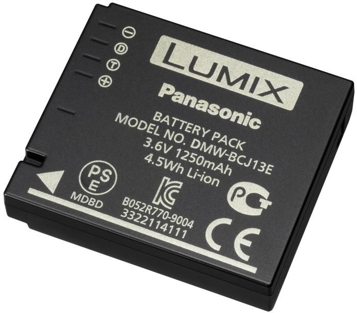 Panasonic Akku DMW-BCJ13E