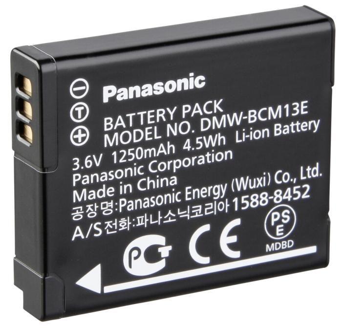 Panasonic Akku DMW-BCM 13E