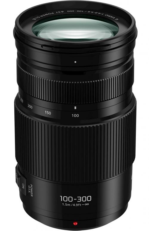 Panasonic Lumix G Vario 100-300mm f4.0-5.6 II OIS