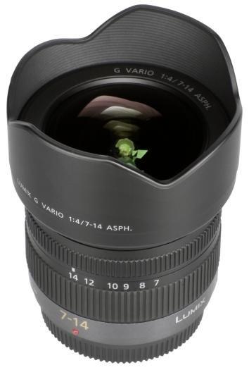 Panasonic Lumix G Vario 7-14mm 1:4,0