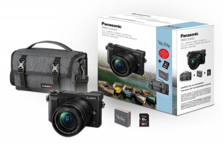 Panasonic Lumix GX80 + 12-60mm Special Edition