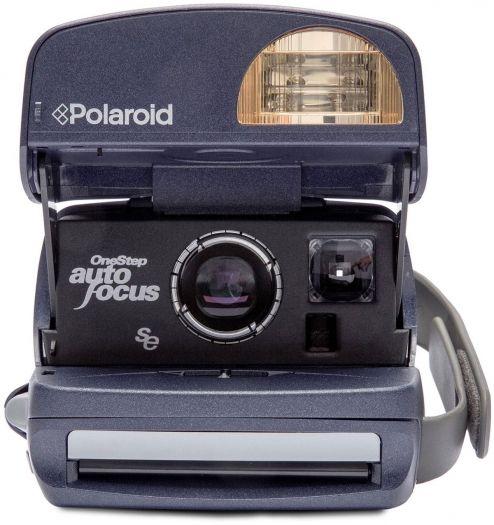 Polaroid 600 Round Sofortbildkamera (Refurbished)