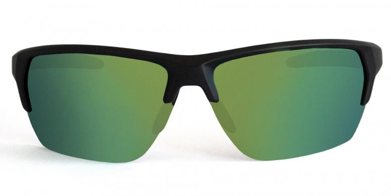 Primetta Mawaii Sport Sonnenbrille polarisierend schwarz