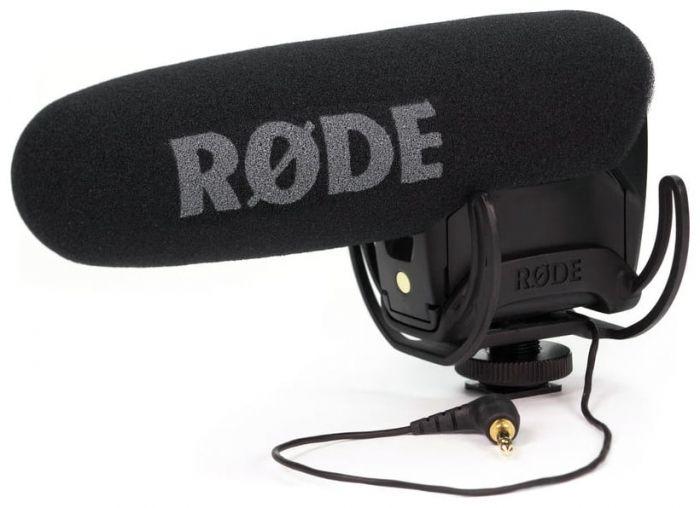 Rode Mikrofon VideoMicPro Rycote