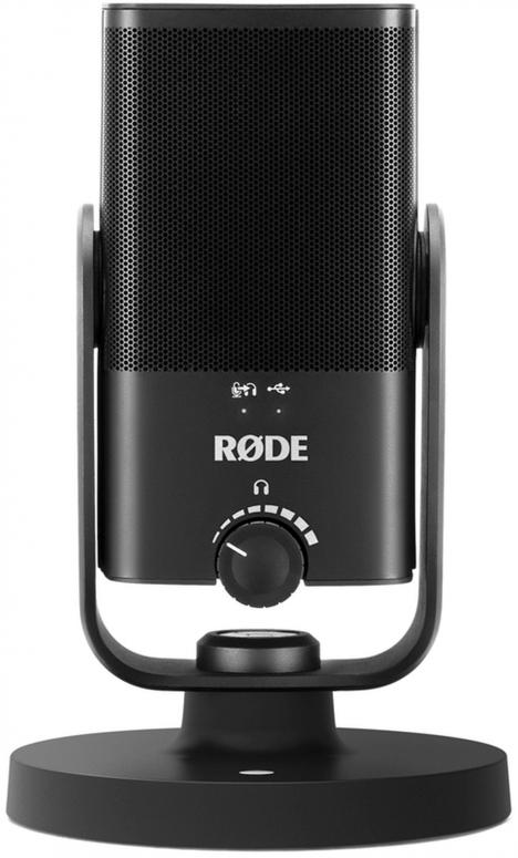Rode NT-USB Mini Studio-Kondensatormikrofon