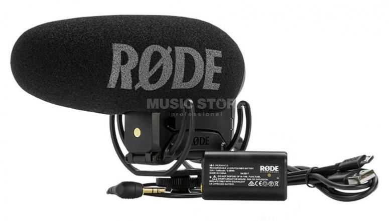 Rode Richtmikrofon VideoMic Pro+