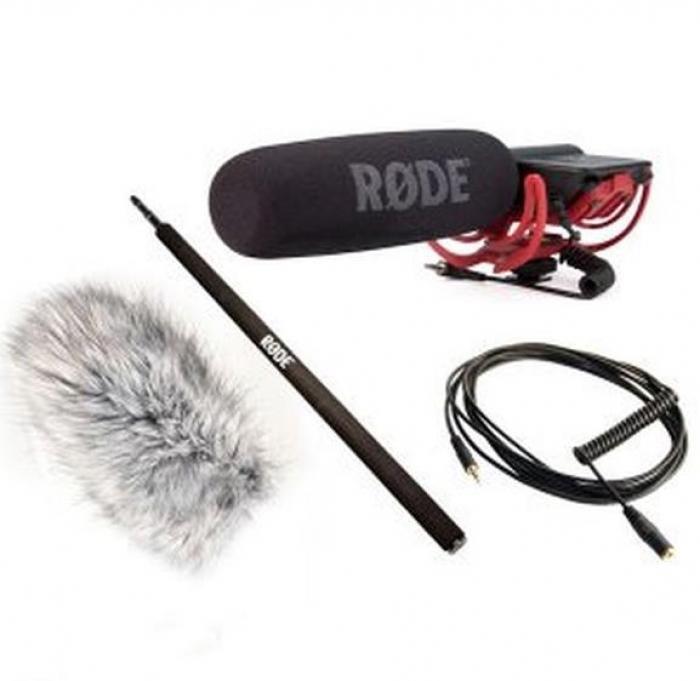 Rode Richtmikrofon VideoMic Rycote Set