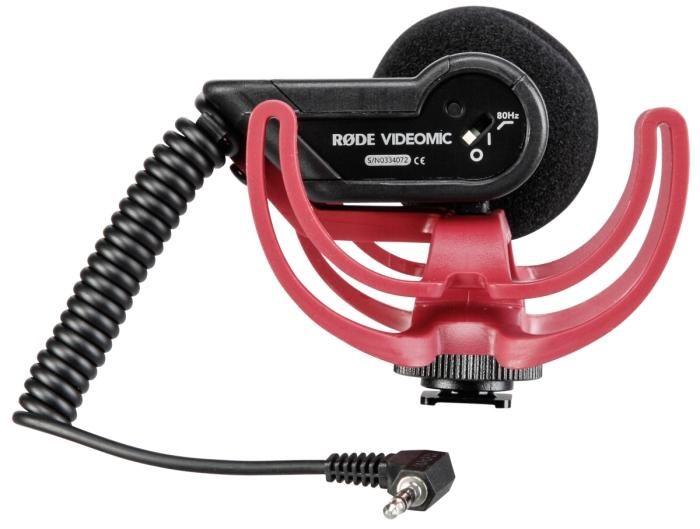 Rode Video Mic Rycote Richtmikrofon