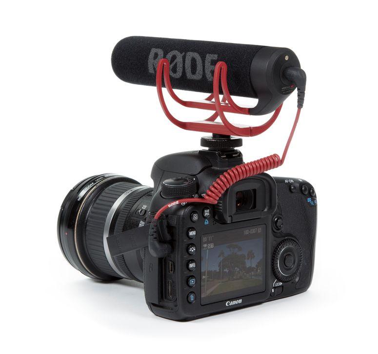 Rode VideoMic Go Kondensator-Richtmikrofon