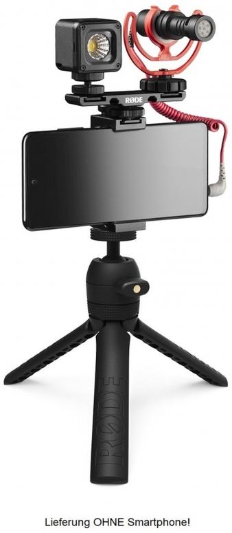 Rode Vlogger Kit für Smartphones (3,5mm Buchse)
