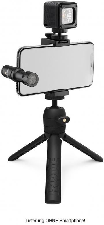 Rode Vlogger Kit für Smartphones mit USB-C