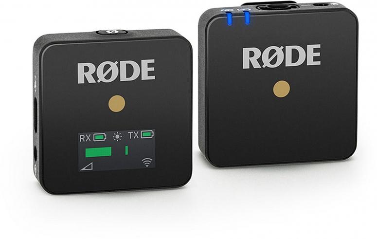Rode Wireless GO Drahtlos Mikrofonsystem