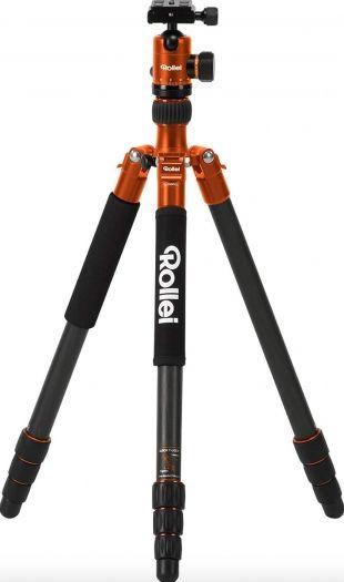 Rollei C5i Carbon orange