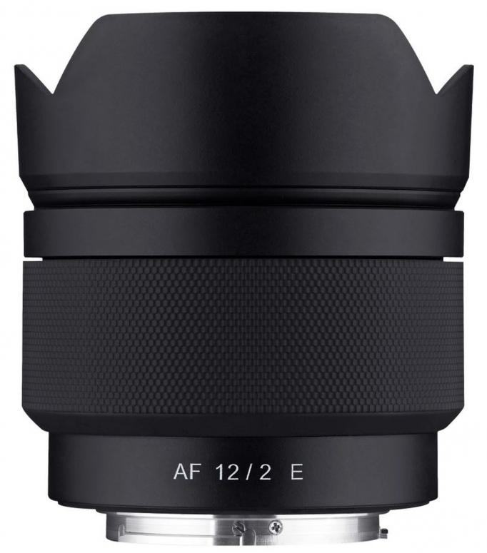 Samyang AF 12mm f2,0 Sony E-Mount