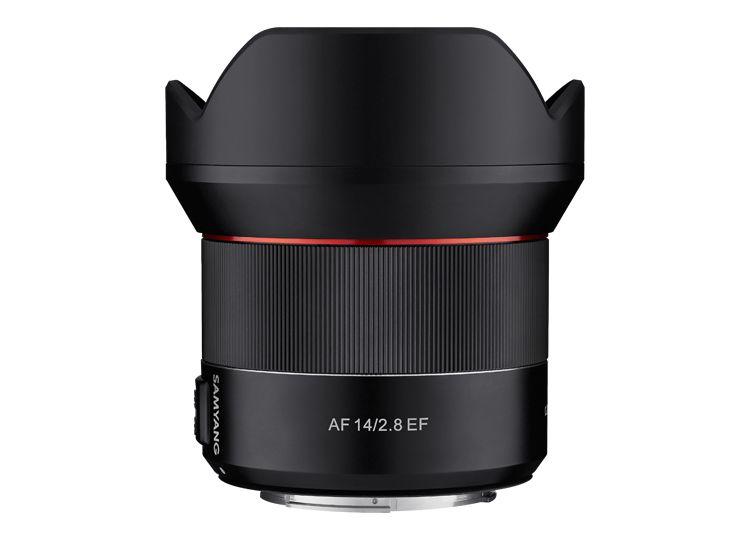 Samyang AF 14mm F2.8 EF Canon EF