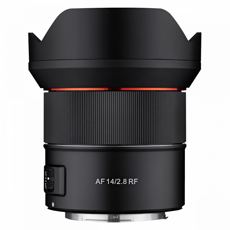 Samyang AF 14mm F2.8 RF Canon EOS R