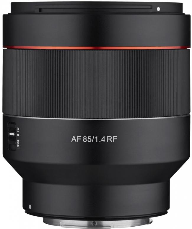 Samyang AF 85mm F1,4 RF für Canon R
