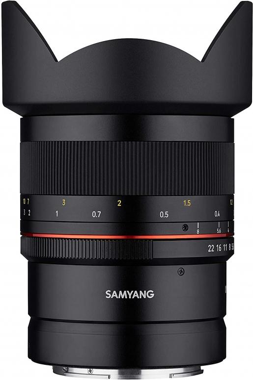 Samyang MF 14mm F2.8 RF Canon EOS
