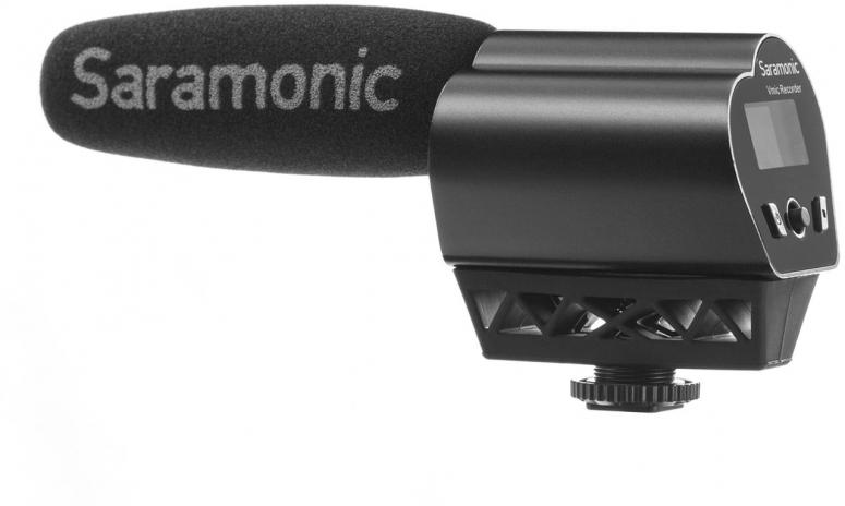 Saramonic Vmic Recorder Shotgun-Mikrofon