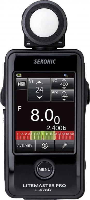 Sekonic L-478D Litemaster Pro
