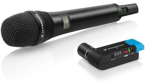 Sennheiser AVX-835-3-EU schwarz Handmikrofon