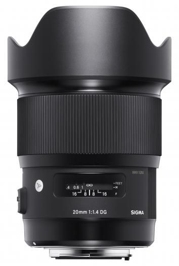 Sigma 20mm 1:1,4 DG HSM Art Sigma