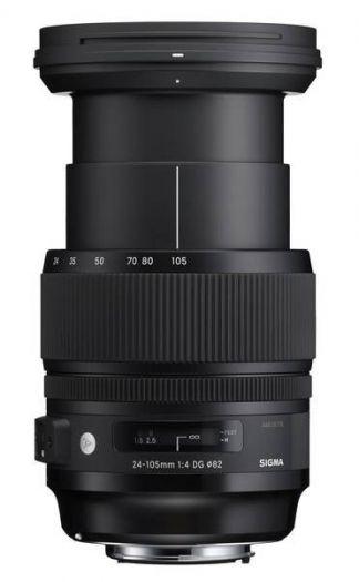 Sigma 24-105mm f4,0 DG OS HSM (A) Sigma
