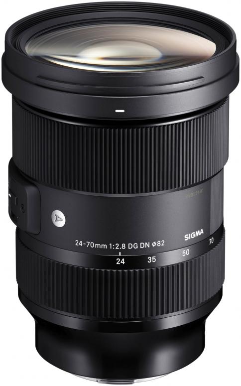 Sigma 24-70mm f2,8 DG DN (A) Sony-E