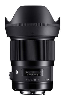 Sigma 28mm 1.4 DG HSM Sony E