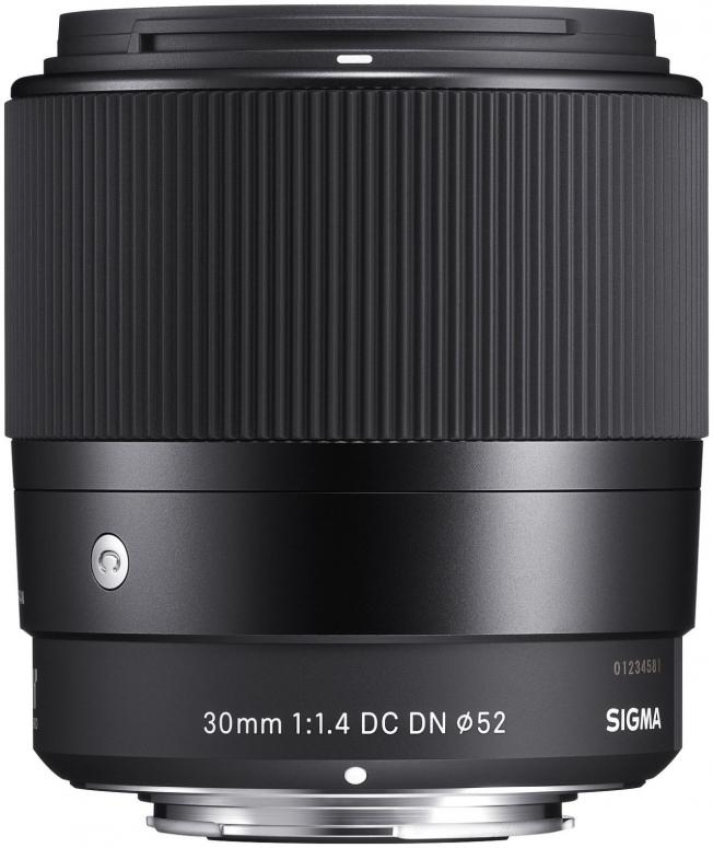 Sigma 30mm 1:1,4 DC DN Contemporary Sony E-Mount
