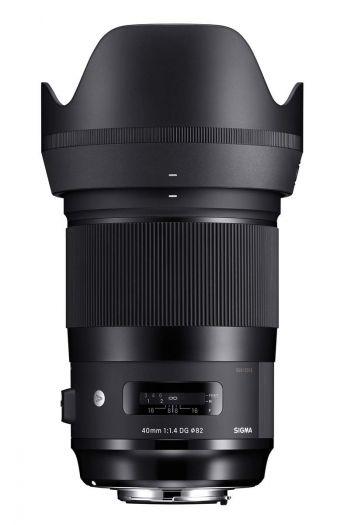 Sigma 40mm 1,4 DG HSM Sigma