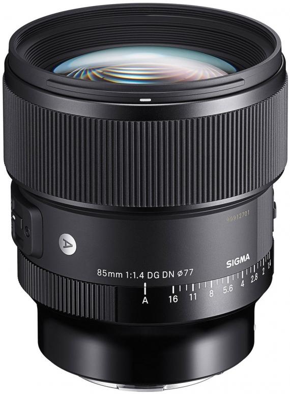 Sigma 85mm f1,4 DG DN (A) L-Mount