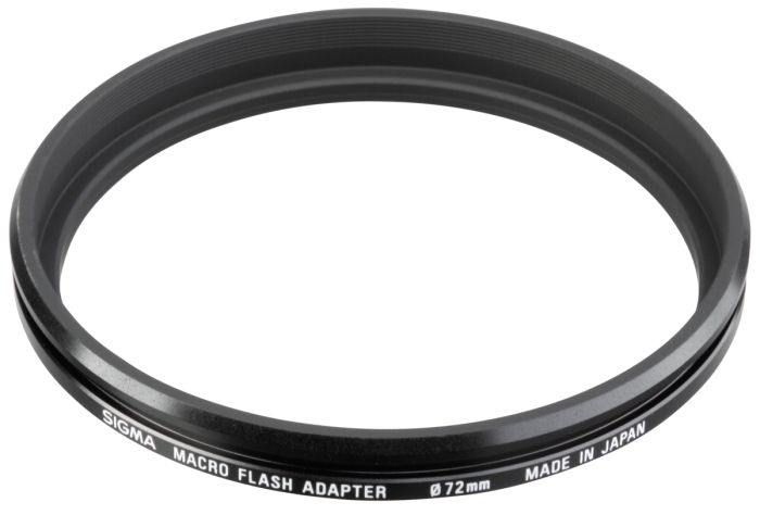 Sigma Ringblitz Adapter 72mm