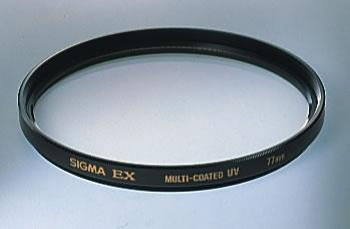 Sigma UV Filter EX DG 77 mm MC