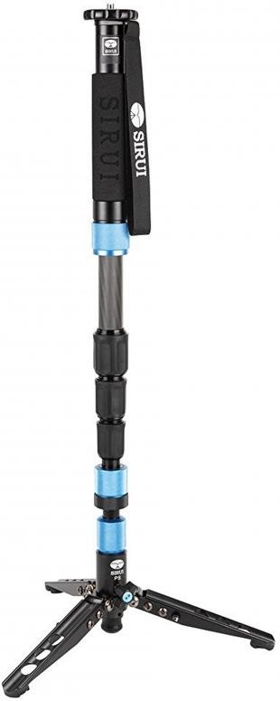 Sirui P-324S Einbeinstativ mit Standfuß Carbon