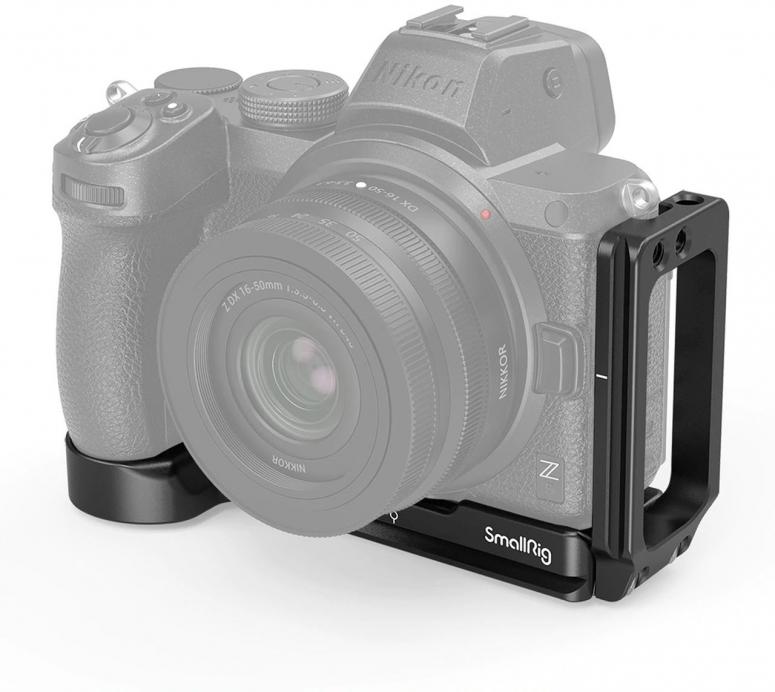 SmallRig 2947 L-Bracket für Nikon Z5/Z6/Z7