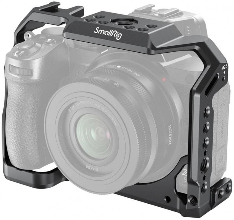 SmallRig 2972 Cage für Nikon Z5/Z6/Z7