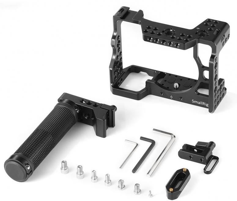 SmallRig Cage-Kit für Sony A7RIII/A7III 2096B inkl. Topgriff und Cage