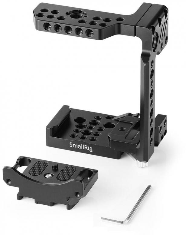SmallRig 2262 Quick Release Half Cage Z5/Z6/Z7/Z6 II/Z7II